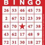 Printable Bingo Cards From Bingocardprintout
