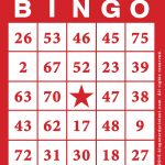 Printable Bingo Cards From Bingocardprintout