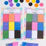 Printable Bingo Colors   Fun With Mama