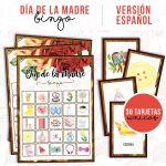Printable Bingo Game Mother's Day Celebration | Etsy | Bingo