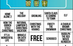 Printable Bingo Games For Christmas.
