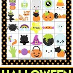 Printable Halloween Bingo Cards   Happiness Is Homemade