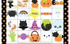 Printable Halloween Bingo Game Cards – Happiness Is Homemade