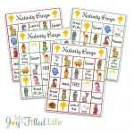 Printable Nativity Bingo | Christmas Games For Kids