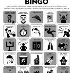 Printable Super Bowl Bingo Cards Keep Everyone Interested