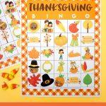 Printable Thanksgiving Bingo Cards   This Thanksgiving Bingo