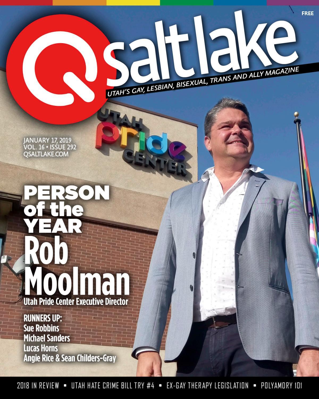 Qsaltlake Magazine - 292 - Jan 17, 2019Qsaltlake