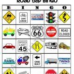 Road Trip Bingo Free Printables   Road Trip Bingo, Road Trip
