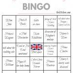 Royal Wedding Bingo Card 4 2,207×3,000 Pixels | Wedding