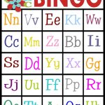 Sassy Sanctuary: Abc's Bingo  Free Printable!
