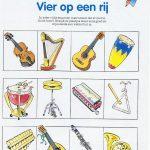 Soorten Instrumenten | Muziek Werkbladen, Muziek, Muzieklessen