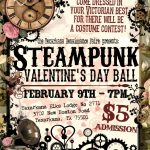 Texarkana Renaissance Faire: Steampunk Valentines Day Ball