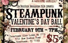 Texarkana Renaissance Faire: Steampunk Valentines Day Ball