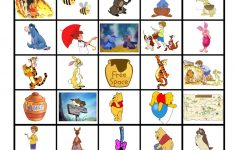 The Many Adventures Of Winnie The Pooh Bingo Game | Sweet