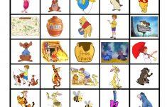 The Many Adventures Of Winnie The Pooh Bingo Game | Winnie