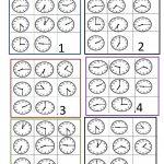 Time Bingo   English Esl Worksheets For Distance Learning