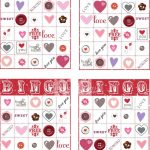 Valentine's Day Bingo | Valentine Bingo, Valentines For Kids