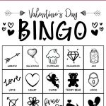 Valentinesdaybingo #valentinesideas #valentinebingo
