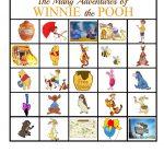 Winnie The Pooh Bingo | Pooh, Winnie The Pooh Birthday