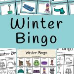 Winter Bingo   Bingo For Kids, Free Printable Bingo Cards