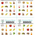 Woo Hoo!! Free Grocery Bingo Printable Game Cards For Your